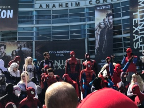 Spider-Man does WonderCon 2017 18