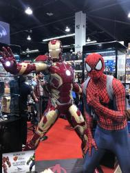 Spider-Man does WonderCon 2017 2