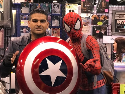 Spider-Man does WonderCon 2017 7