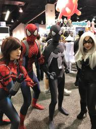 Spider-Man does WonderCon 2017 9