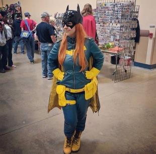 Steel City Con 2017 - Batgirl