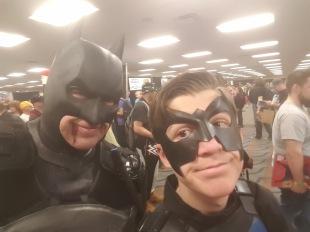 Steel City Con 2017 - Batman | Nightwing