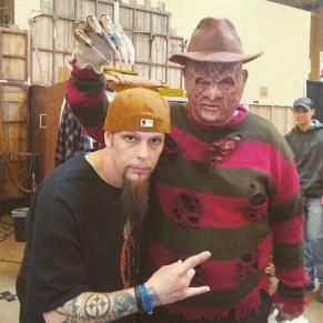 Steel City Con 2017 - Freddy Krueger