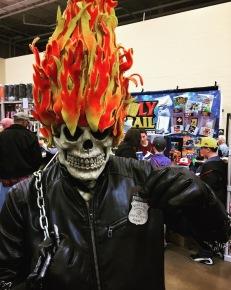 Steel City Con 2017 - Ghost Rider