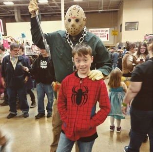 Steel City Con 2017 - Jason Voorhees