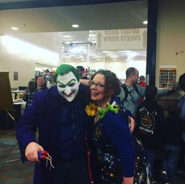 Steel City Con 2017 - Joker