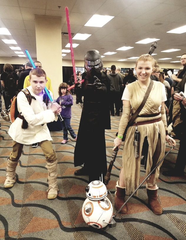 Steel City Con 2017 - Star Wars 2