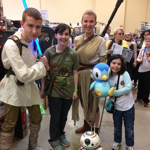 Steel City Con 2017 - Star Wars 3