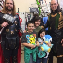 Steel City Con 2017 - Thor | Loki 2