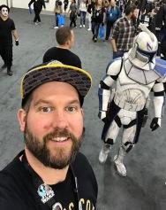 SVCC 2017 Cosplay - Clone Trooper