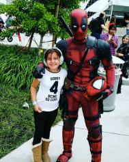 SVCC 2017 Cosplay - Deadpool 2