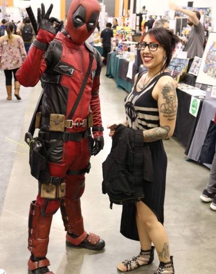 SVCC 2017 Cosplay - Deadpool