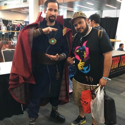 SVCC 2017 Cosplay - Doctor Strange