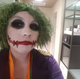 SVCC 2017 Cosplay - Joker