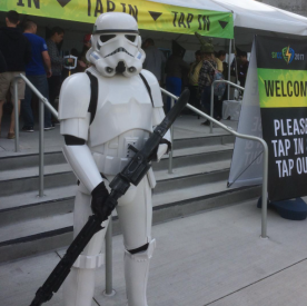 SVCC 2017 Cosplay - Storm Trooper 2
