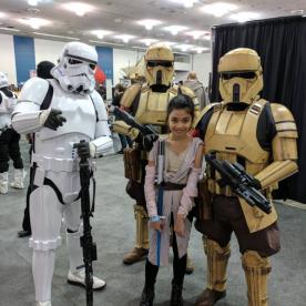 SVCC 2017 Cosplay - Storm Troopers 3