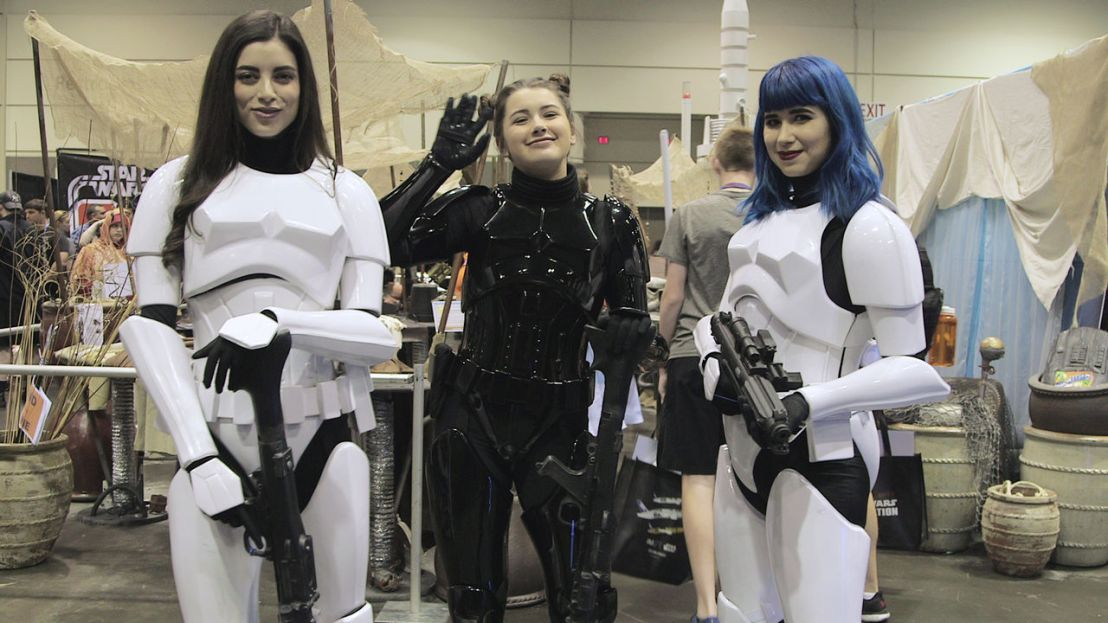 Star Wars Celebration (#SWCO2017) Cosplay Archive