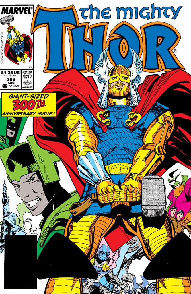 Thor #382