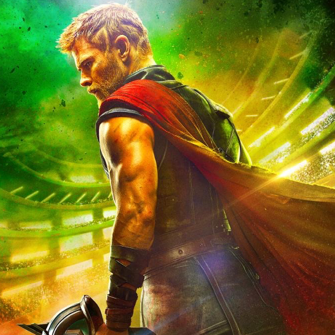 Thor: Ragnarok (2017) Movie Poster