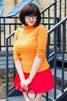 Velma Cosplay 10