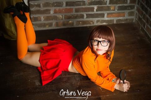 Velma Cosplay 24
