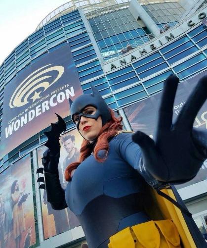 WonderCon 2017 Cosplay - Batgirl 3