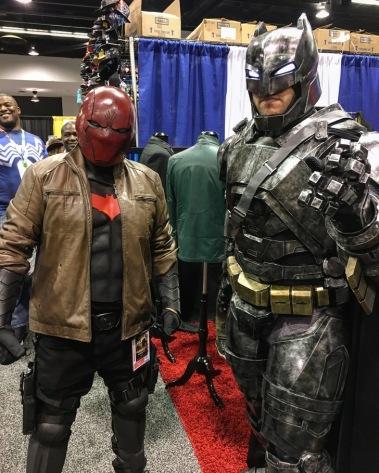 WonderCon 2017 Cosplay - Batman | Red Hood
