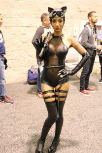 WonderCon 2017 Cosplay - Black Cat