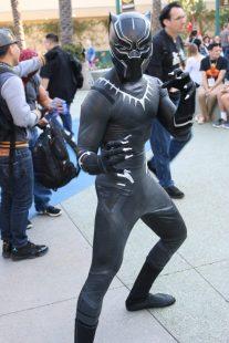 WonderCon 2017 Cosplay - Black Panther