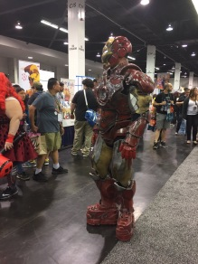 WonderCon 2017 Cosplay - Iron Man