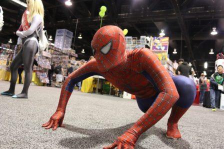 WonderCon 2017 Cosplay - Spider-Man 2