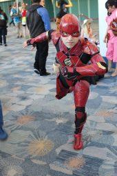 WonderCon 2017 Cosplay - The Flash