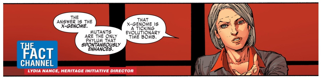 X-Men Gold #1 Plot 10