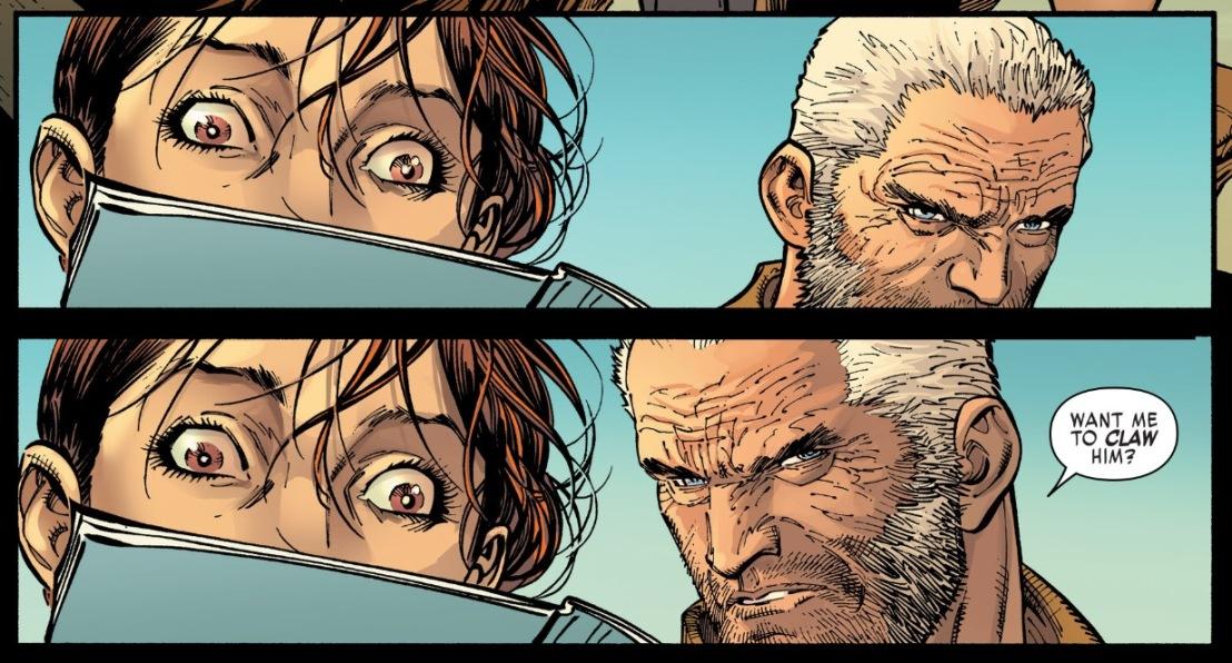 X-Men Gold #1 Plot 2