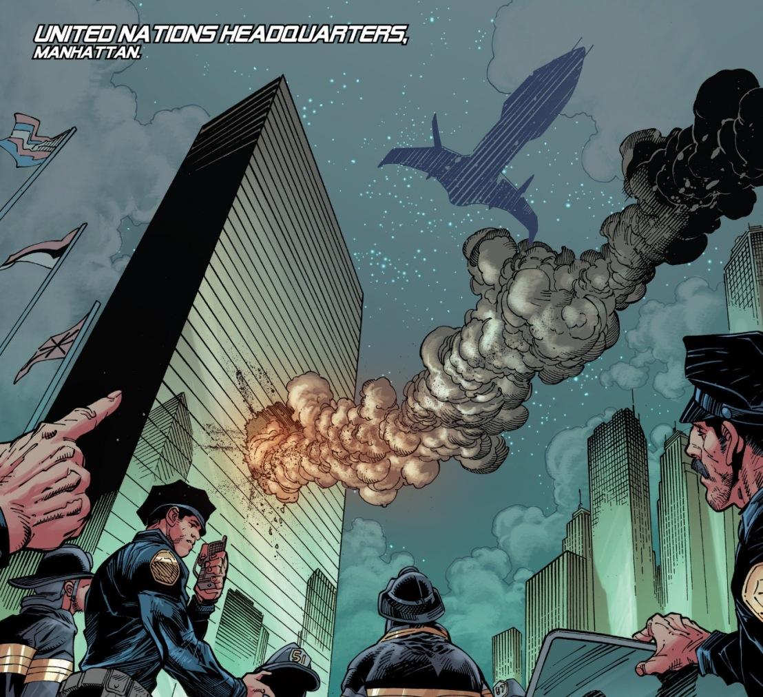 X-Men Gold #1 Plot 7