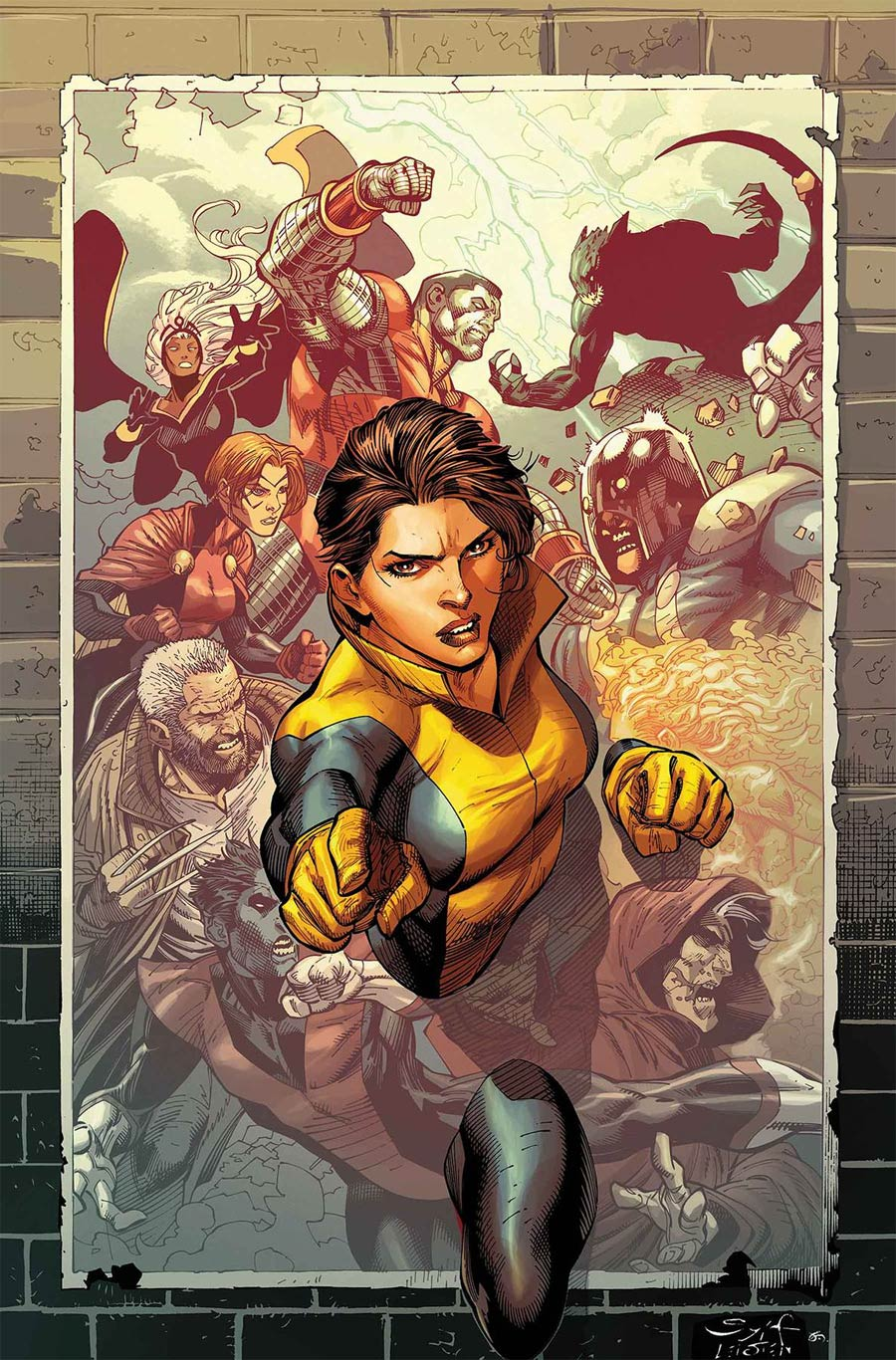 X-Men Gold #3 Cover A Regular Ardian Syaf Cover