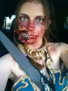 Zombie Leia 5