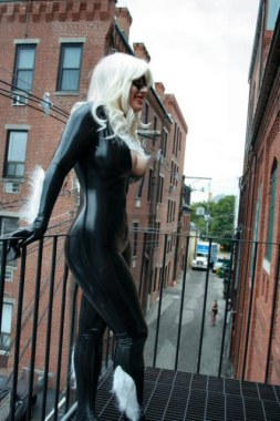 Black Cat by Belle Chere 2