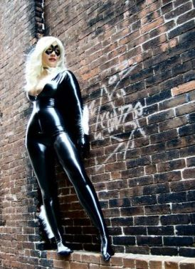 Black Cat by Belle Chere 3