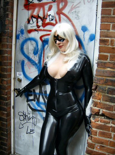 Black Cat by Belle Chere 6