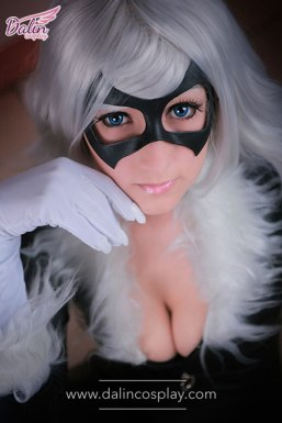 Black Cat by Dalin Cosplay 1