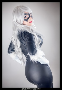 Black Cat by Dalin Cosplay 13