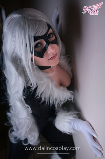 Black Cat by Dalin Cosplay 2