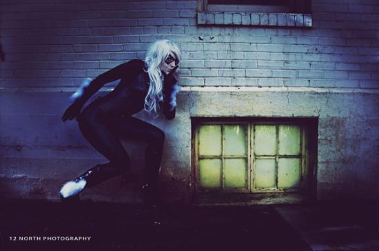 Black Cat by Jessica Nigri 15
