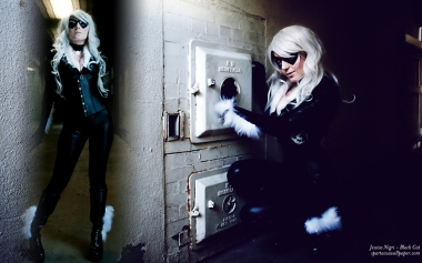 Black Cat by Jessica Nigri 18
