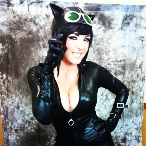 Black Cat by Jessica Nigri 19