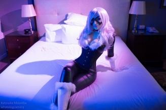 Black Cat by Katyuska Moonfox 5