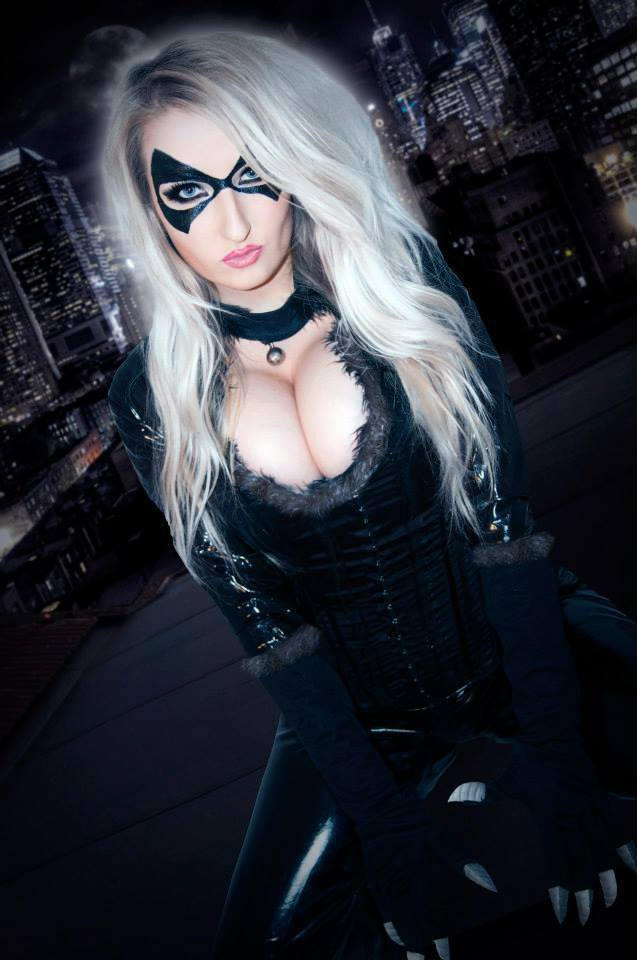 Black Cat by Kirsty Johnson