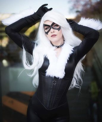 Black Cat by Maid of Might 3
