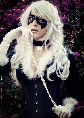 Black Cat by Shermie Cosplay 10